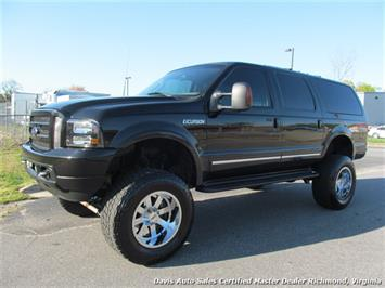 2003 Ford Excursion Limited 7.3 Power Stroke Turbo Diesel Lifted 4X4 SUV