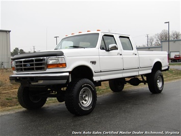 1997 Ford F-350 Super Duty XLT 7.3 Diesel OBS Lifted 4X4 (SOLD) Truck