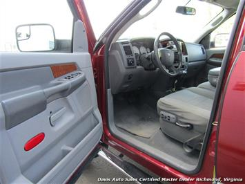 2006 Dodge Ram 3500 SLT 5.9 Cummins Turbo Diesel 4X4 Mega Cab Flat Bed - Photo 6 - Richmond, VA 23237