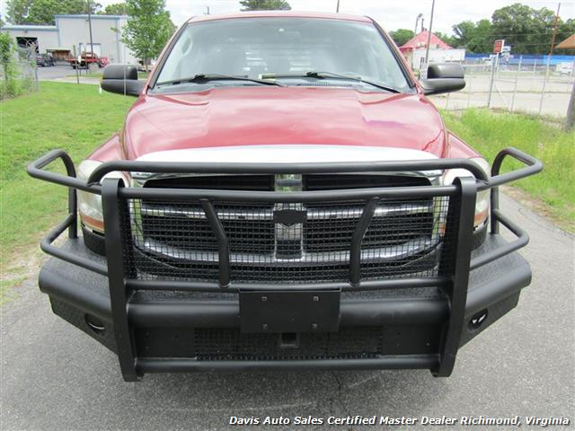 2006 Dodge Ram 3500 SLT 5.9 Cummins Turbo Diesel 4X4 Mega Cab Flat Bed - Photo 14 - Richmond, VA 23237