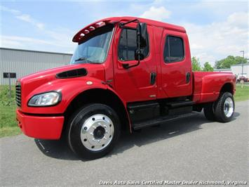 2007 Freightliner M2 106 Business Class Mercedes Hauler Bed Diesel Sport Chassis Super Truck