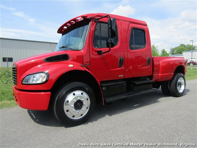 2007 Freightliner M2 106 Business Class Mercedes Hauler Bed Diesel Sport Chassis (SOLD) - Photo 1 - Richmond, VA 23237