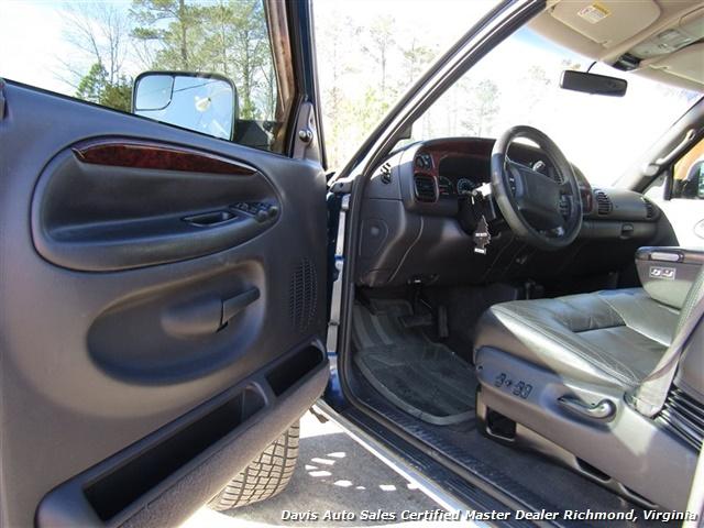 2001 Dodge Ram 2500 SLT Plus Laramie 5.9 Cummins Diesel 4X4 Quad Cab - Photo 23 - Richmond, VA 23237