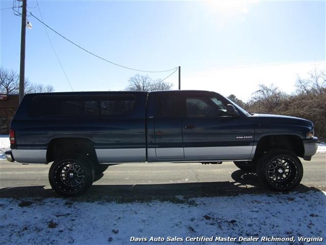 2001 Dodge Ram 2500 SLT Plus Laramie 5.9 Cummins Diesel 4X4 Quad Cab - Photo 12 - Richmond, VA 23237