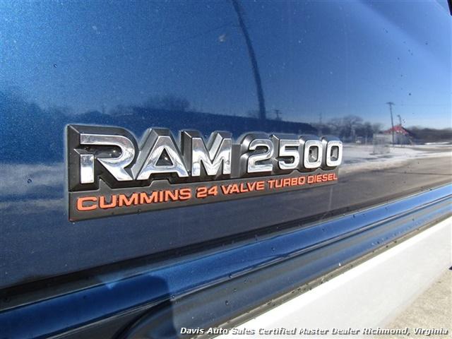 2001 Dodge Ram 2500 SLT Plus Laramie 5.9 Cummins Diesel 4X4 Quad Cab - Photo 21 - Richmond, VA 23237