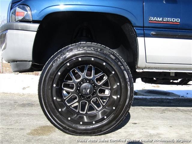 2001 Dodge Ram 2500 SLT Plus Laramie 5.9 Cummins Diesel 4X4 Quad Cab - Photo 8 - Richmond, VA 23237
