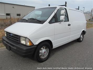 1995 Ford Aerostar Cargo Work Van