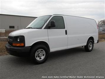 2009 Chevrolet Express Cargo 2500 Work Van