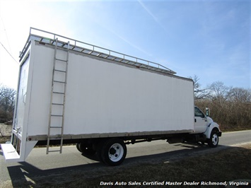 2001 Ford F-650 Super Duty XL Commercial Work Box Van - Photo 11 - Richmond, VA 23237