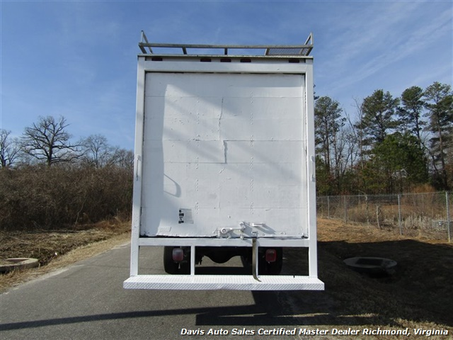 2001 Ford F-650 Super Duty XL Commercial Work Box Van - Photo 4 - Richmond, VA 23237