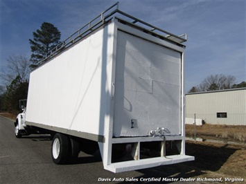 2001 Ford F-650 Super Duty XL Commercial Work Box Van - Photo 3 - Richmond, VA 23237