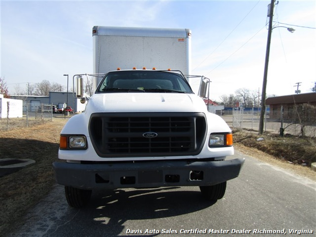 2001 Ford F-650 Super Duty XL Commercial Work Box Van - Photo 12 - Richmond, VA 23237