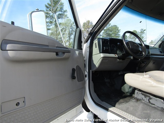 2001 Ford F-650 Super Duty XL Commercial Work Box Van - Photo 14 - Richmond, VA 23237