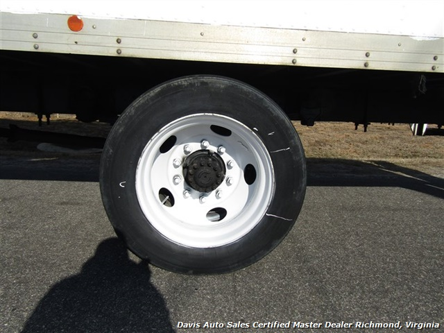 2001 Ford F-650 Super Duty XL Commercial Work Box Van - Photo 27 - Richmond, VA 23237
