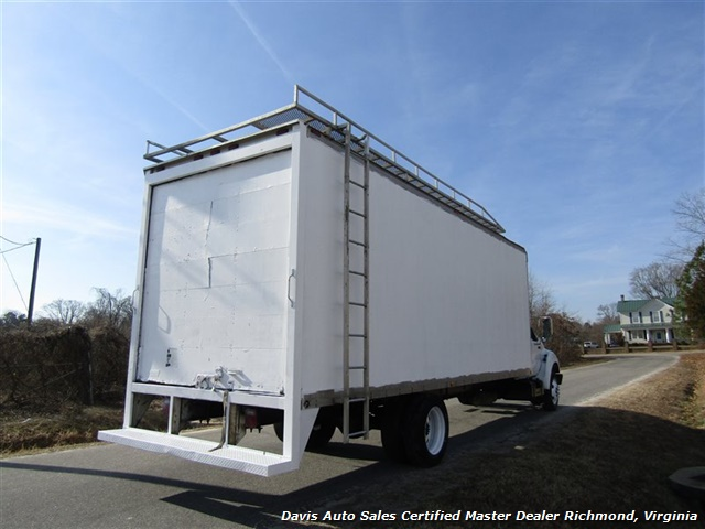 2001 Ford F-650 Super Duty XL Commercial Work Box Van - Photo 5 - Richmond, VA 23237