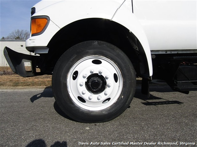 2001 Ford F-650 Super Duty XL Commercial Work Box Van - Photo 10 - Richmond, VA 23237