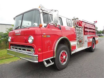 1984 FORD Fire Trk