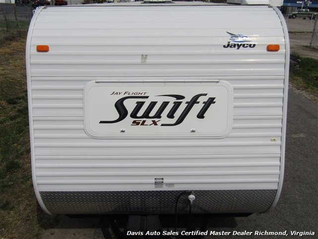 2013 Jayco Jayflight Swift 17 Foot SLX 184 BH Tag Along Camper - Photo 16 - Richmond, VA 23237