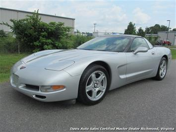 1998 Chevrolet Corvette C5 Glass Top Coupe