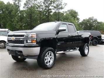 2015 Chevrolet Silverado 1500 LT Lifted Crew Cab Short Bed Low Mileage Truck