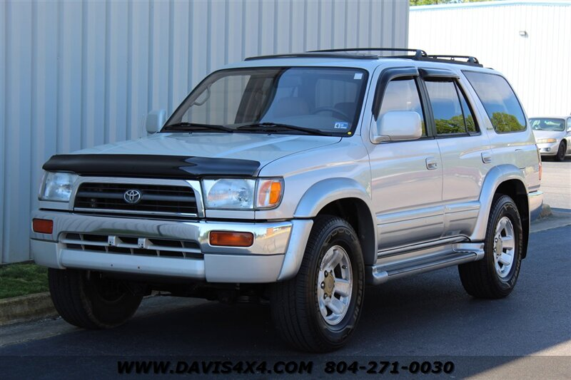 1997 toyota 4runner limited loaded sold 1997 toyota 4runner limited loaded sold