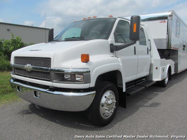 2005 Chevrolet C4500 Kodiak Duramax Diesel Crew Cab Hauler - Photo 34 - Richmond, VA 23237
