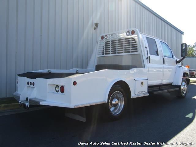2005 Chevrolet C4500 Kodiak Duramax Diesel Crew Cab Hauler - Photo 4 - Richmond, VA 23237