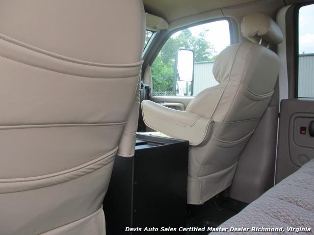 2005 Chevrolet C4500 Kodiak Duramax Diesel Crew Cab Hauler - Photo 30 - Richmond, VA 23237