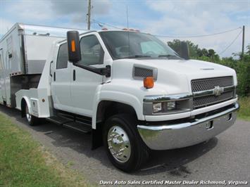 2005 Chevrolet C4500 Kodiak Duramax Diesel Crew Cab Hauler - Photo 37 - Richmond, VA 23237