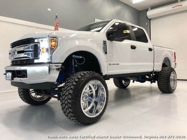 2018 Ford F 250 Super Duty 6 7 Turbo Diesel Lifted 4x4 Sold