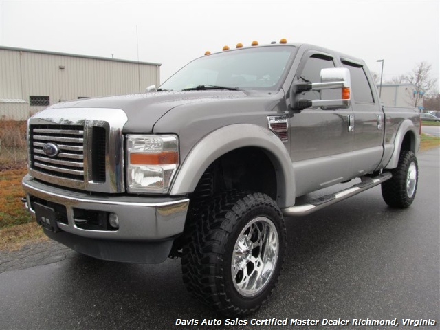 2008 Ford F 250 Super Duty Lariat Southern Comfort 4x4