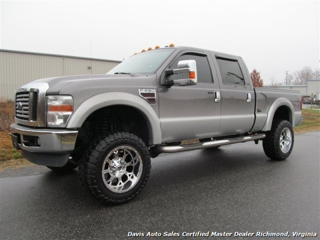 Ford F Lariat Southern Bed Size