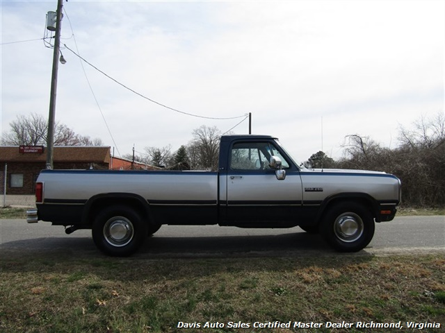 1993 Dodge Ram 250 LE 5.9 Cummins Turbo Diesel Regular Cab Long Bed - Photo 12 - Richmond, VA 23237