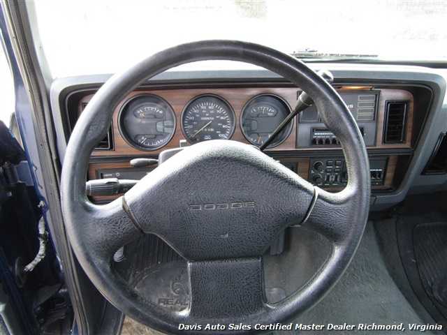 1993 Dodge Ram 250 LE 5.9 Cummins Turbo Diesel Regular Cab Long Bed - Photo 6 - Richmond, VA 23237