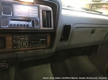 1993 Dodge Ram 250 LE 5.9 Cummins Turbo Diesel Regular Cab Long Bed - Photo 41 - Richmond, VA 23237