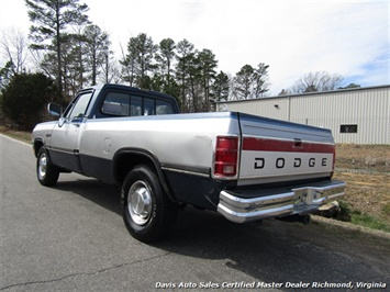 1993 Dodge Ram 250 LE 5.9 Cummins Turbo Diesel Regular Cab Long Bed - Photo 3 - Richmond, VA 23237