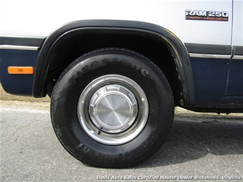 1993 Dodge Ram 250 LE 5.9 Cummins Turbo Diesel Regular Cab Long Bed - Photo 9 - Richmond, VA 23237
