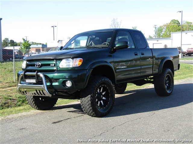 Toyota Richmond Va >> 2003 Toyota Tundra Limited Lifted 4X4 Extended Quad Cab (SOLD)