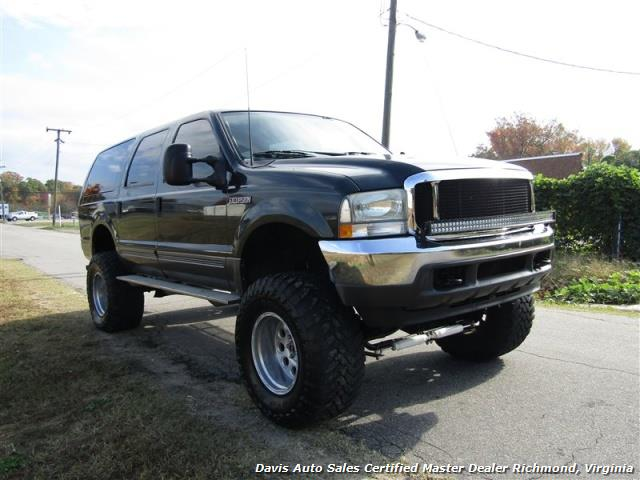 2003 Ford Excursion XLT Lifted 4X4 Fully Loaded - Photo 26 - Richmond, VA 23237