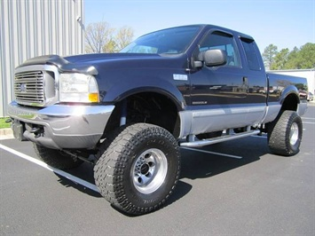 2002 Ford F-250 Super Duty Lariat Truck