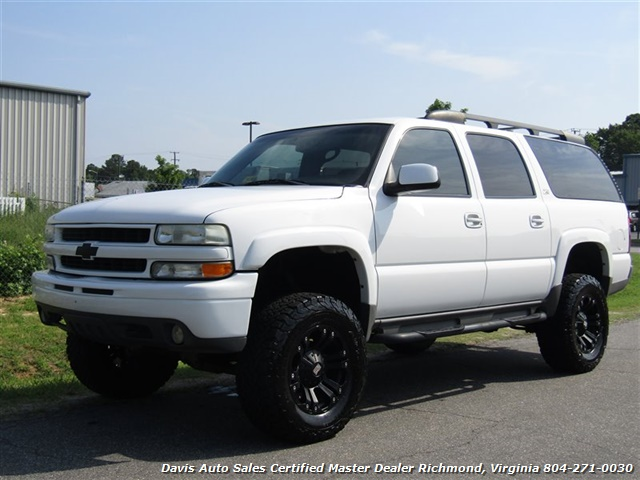 2003 chevrolet suburban 1500 lt z71 lifted 4x4 loaded sold 2003 chevrolet suburban 1500 lt z71