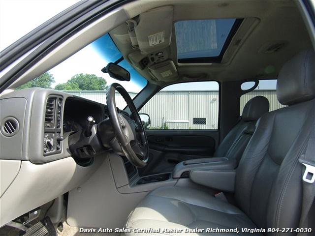 2003 Chevrolet Suburban 1500 LT Z71 Lifted 4X4 Loaded (SOLD)