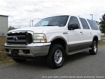 2002 Ford Excursion Limited 4X4 Leather SUV