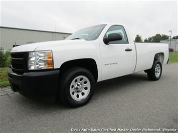 2012 Chevrolet Silverado 1500 Work Truck Regular Cab Long Bed Worl Commercial Truck