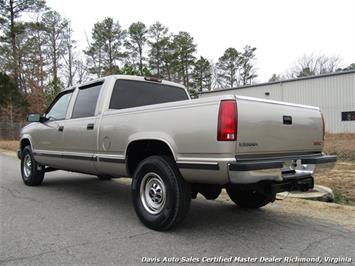 2000 GMC Sierra 2500 C K HD SLE Crew Cab Short Bed Classic Body Loaded - Photo 3 - Richmond, VA 23237