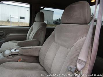 2000 GMC Sierra 2500 C K HD SLE Crew Cab Short Bed Classic Body Loaded - Photo 8 - Richmond, VA 23237