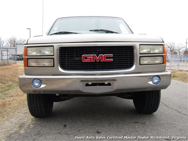 2000 GMC Sierra 2500 C K HD SLE Crew Cab Short Bed Classic Body Loaded - Photo 14 - Richmond, VA 23237