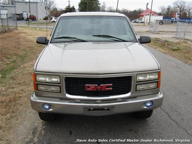 2000 GMC Sierra 2500 C K HD SLE Crew Cab Short Bed Classic Body Loaded - Photo 26 - Richmond, VA 23237