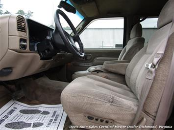 2000 GMC Sierra 2500 C K HD SLE Crew Cab Short Bed Classic Body Loaded - Photo 16 - Richmond, VA 23237
