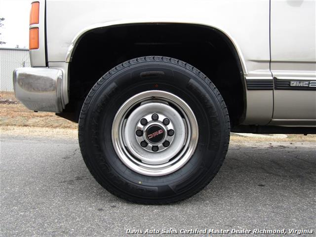 2000 GMC Sierra 2500 C K HD SLE Crew Cab Short Bed Classic Body Loaded - Photo 10 - Richmond, VA 23237